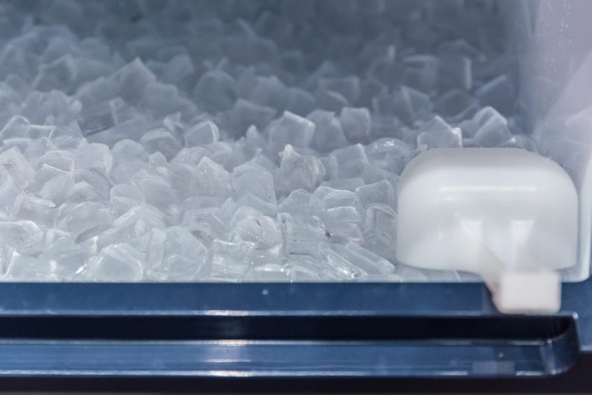 Wrong Ice Maker Size Easy Ice