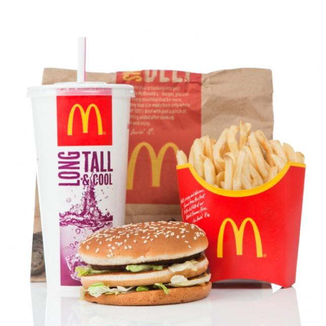 ice machines, fast food
