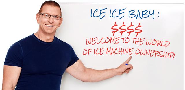 Robert Irvine: Ice, Ice Baby