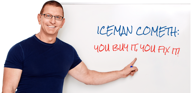 Robert Irvine: The Iceman Cometh video