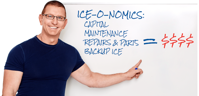 Ice-o-nomics