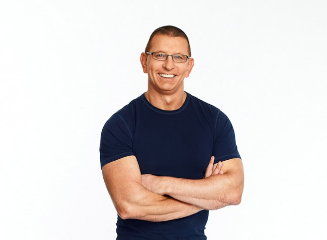 Chef Robert Irvine doesn't own a commercial ice machine