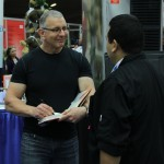 Robert Irvine with Easy Ice