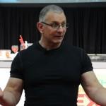 Chef Irvine sponsored by Easy Ice
