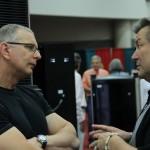 Easy Ice brought Chef Irvine to Expo