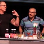 Robert Irvine Southwest Foodservice Expo
