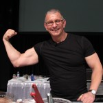 Chef Robert Irvine Superman