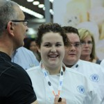 Robert Irvine at Southwest Foodservice Expo