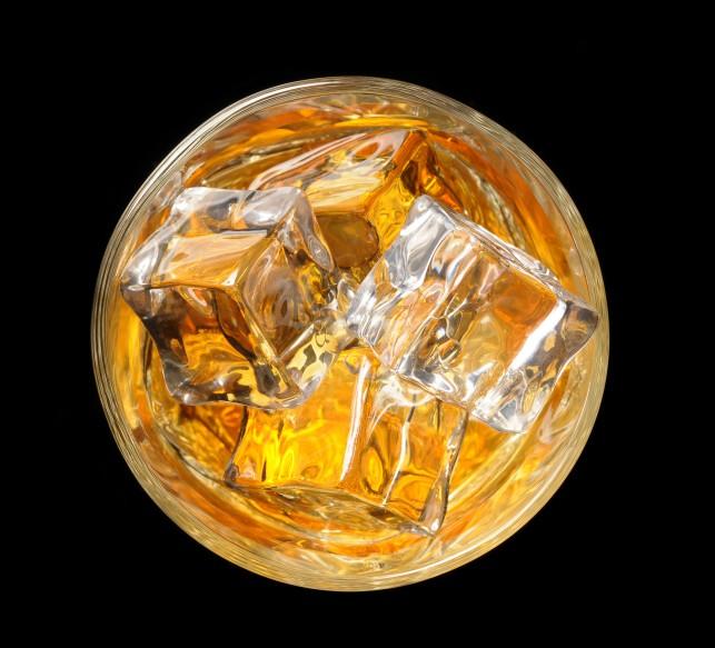 square ice cube