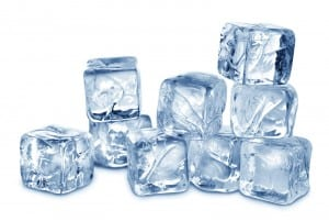Types of Ice Cubes - Square Cubes