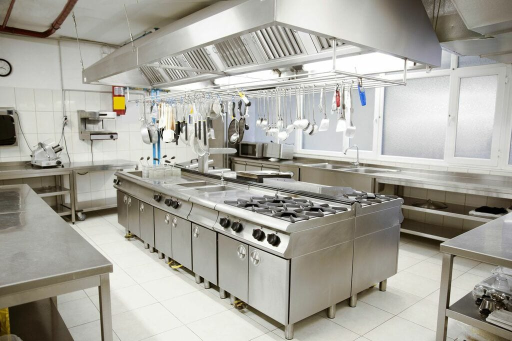 This is what your restaurant kitchen should look like at the end of every day!