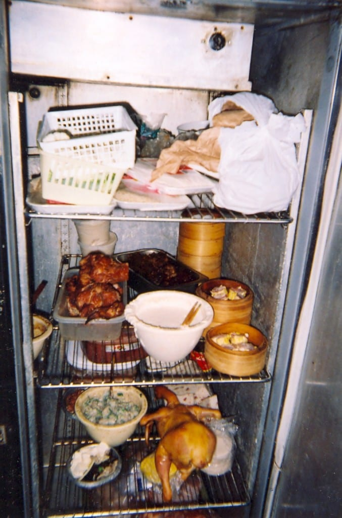 Food Safety Raw Chicken Room Temperature