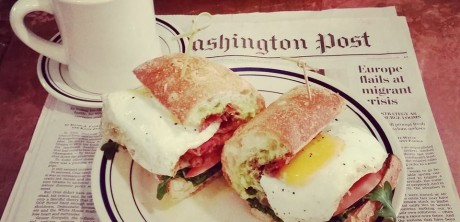 DC, Dupont Circle, restaurants, brunch, English food