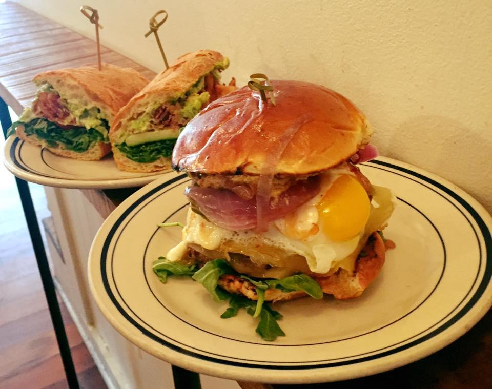 DC restaurants, burgers,