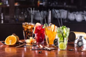 Best types of ice for neighborhood bars and night clubs