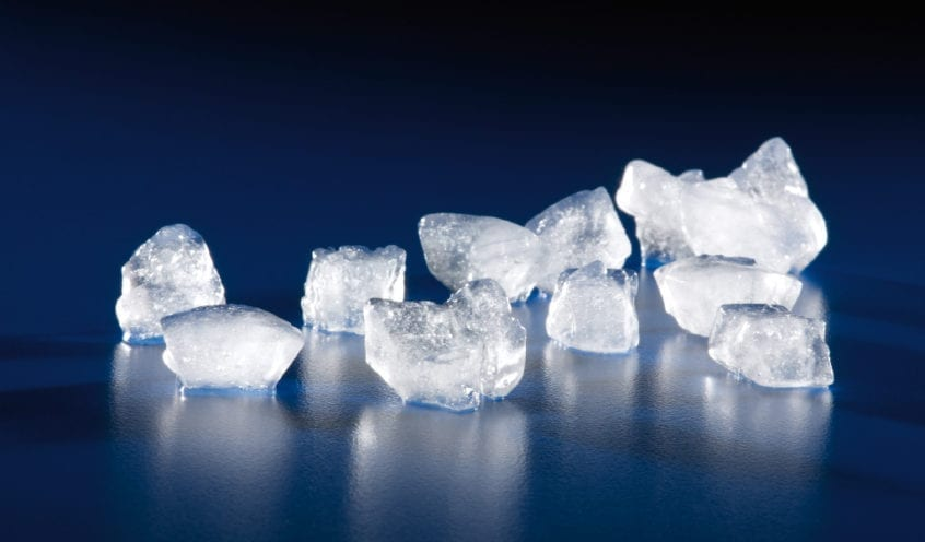 Nugget Ice from Nugget Ice Maker