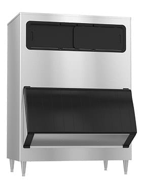 Hoshizaki B-1300SSIce Storage Bin with Stainless-Steel Finish Easy Ice