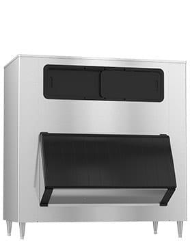 "Hoshizaki B-1500SS 60"" Ice Storage Bin with Stainless-Steel Finish Easy Ice"