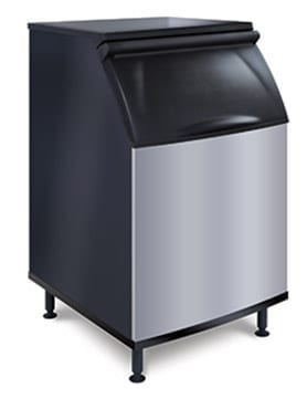 Koolaire K-570 ice bin - Easy Ice