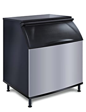 "Koolaire K-970 48"" Ice Storage Bin Easy Ice"