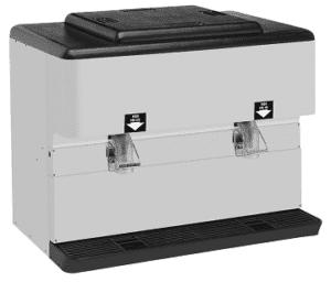 Cornelius ED-300 ice and water dispenser Easy Ice