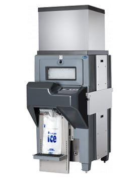 Follett Ice Pro DB650SA Ice Bagger Machine