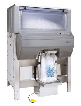 Follet Ice Pro DB1000SA Ice Bagger Machine