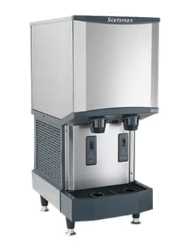 Scotsman Meridian HID312A-1 Air Cooled Touchless Ice Dispenser