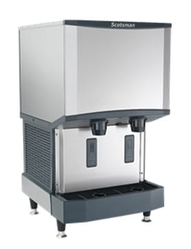 Scotsman Meridian HID525A-1 Air Cooled Touchless Ice Dispenser