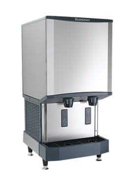 Scotsman Meridian HID540W-1 Water Cooled Touchless Ice Dispenser