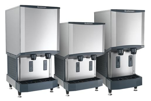 Touchless Ice Machines Keep Your Business Safe