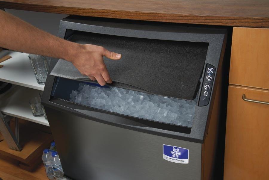 Manitowoc undercounter ice machine